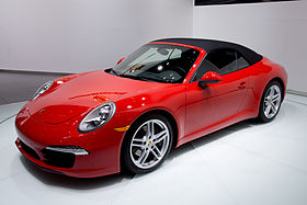 2012-NAIAS-Red-Porsche-991-convertible
