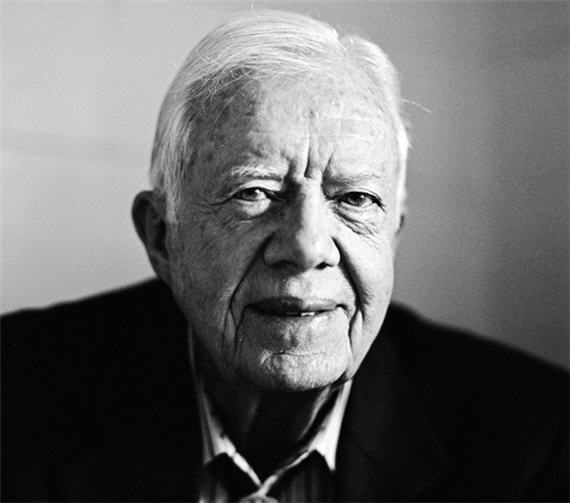 Meeting Jimmy Carter | Challenging the Rhetoric