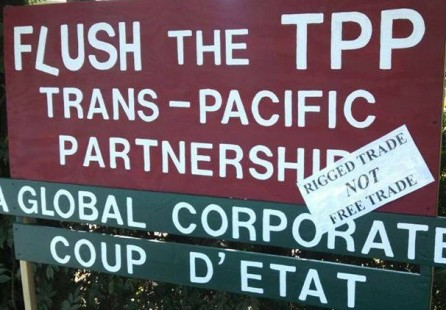 BREAKING: WikiLeaks Releases Trans-Pacific Partnership (TPP) Working Document Tpp-wikileaks