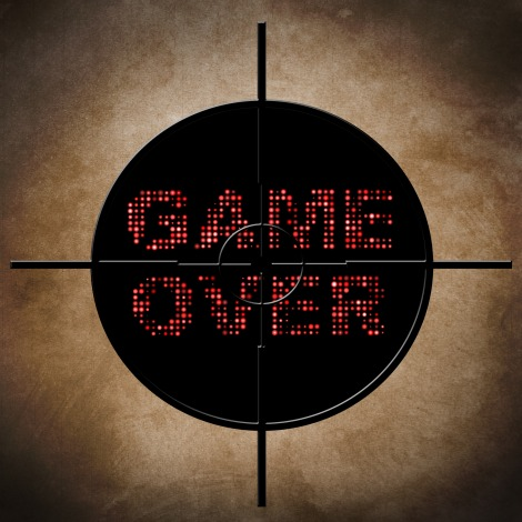 Game over target