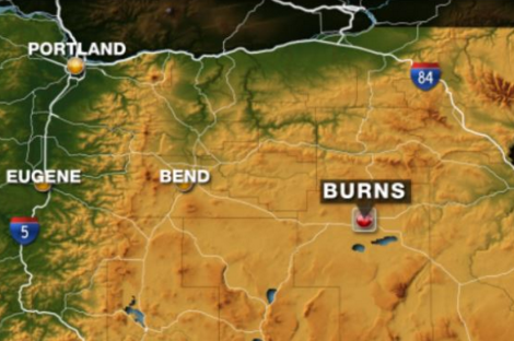 burns oregon ammon bundy