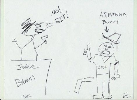 bundy court sketch 24